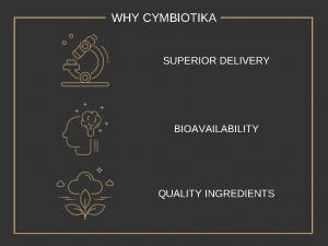 Cymbiotika Premium Organic Natural Supplements