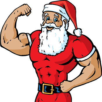 A Very Healthy Christmas #6: 6 Days of Christmas with Sustainable Santa®